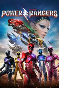 Power Rangers - Now Playing on Demand