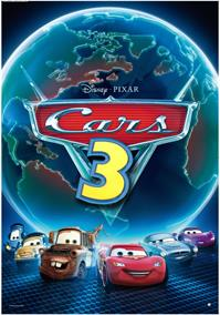 Cars 3 - Now Playing on Demand