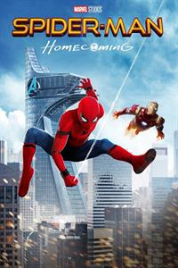 Spiderman: Homecoming - Now Playing on Demand