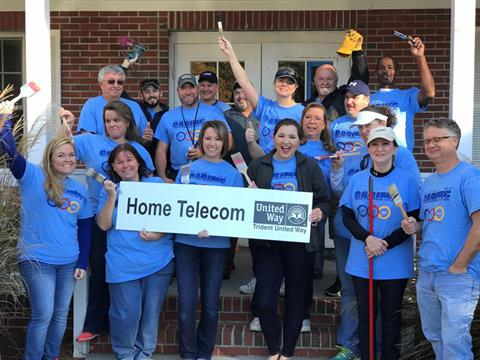 Learn How Home Telecom Supports Our Home